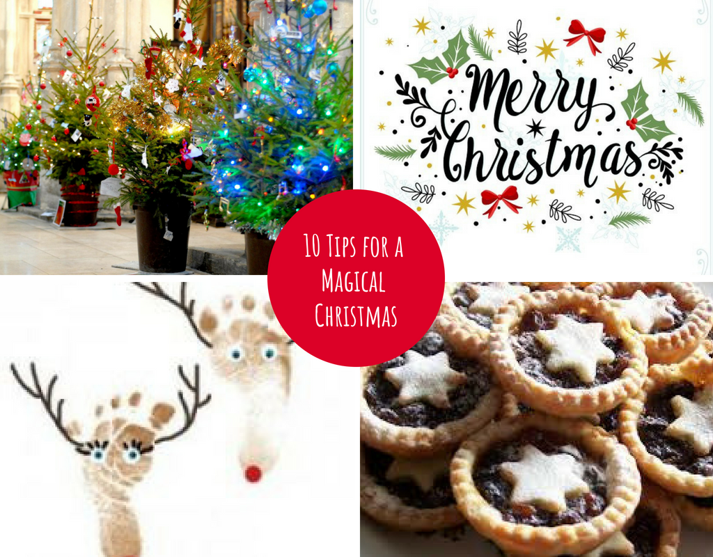 10 Tips for a Magical Christmas