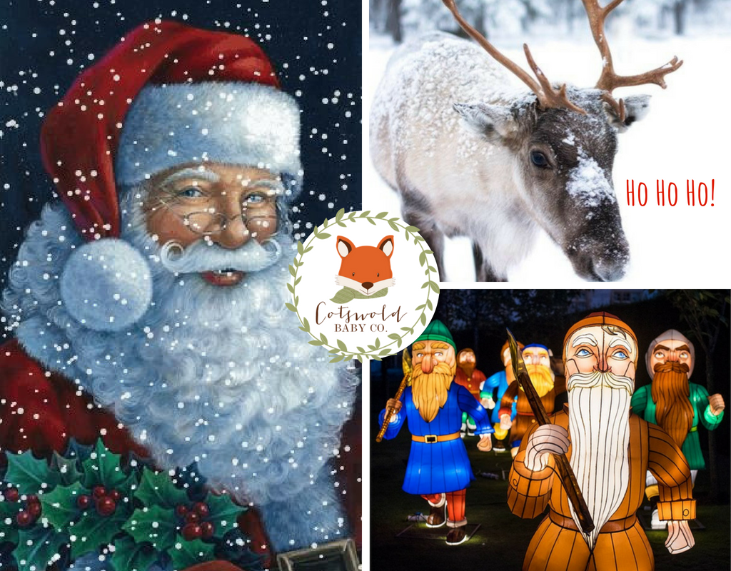 Ho Ho Ho! Meet Santa Across the Cotswolds