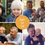 Dad's and their children - Cotswold Baby Co