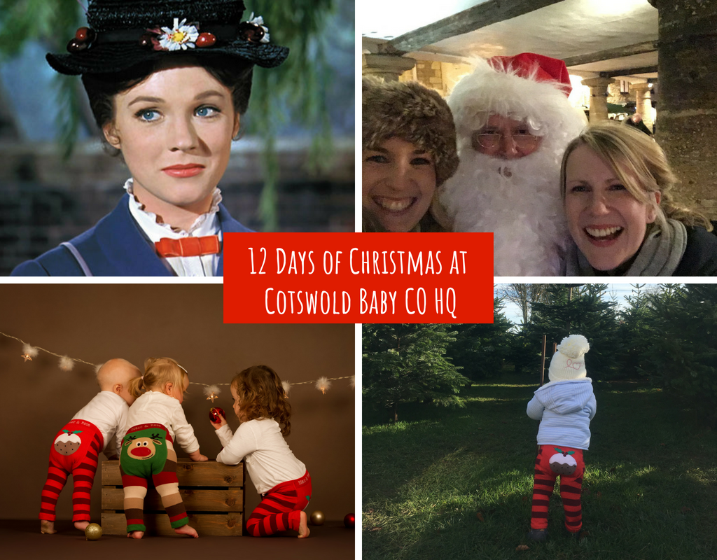 12 Days Of Christmas at Cotswold Baby Co. HQ