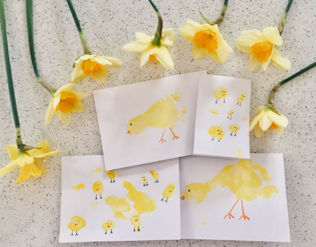 Easter Cards for little cubs - Cotswold Baby Co