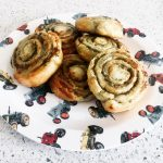 pesto and cheese pinwheel recipe - Cotswold Baby Co