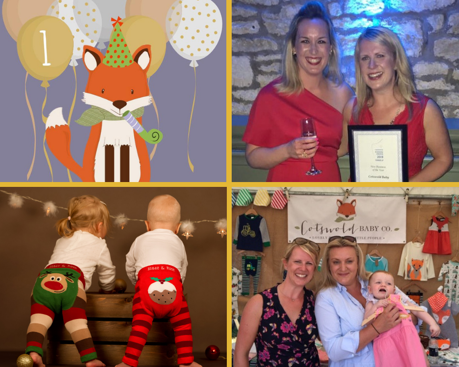 Celebrating a year of Cotswold Baby Co