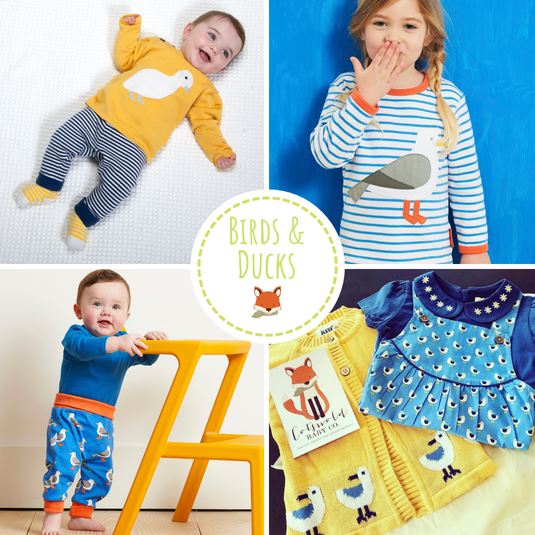 Birds & Ducks – Bertie Fox's Top Picks!