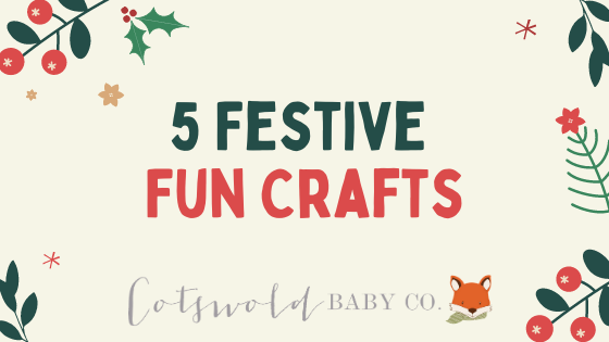 5 Fun Festive Crafts