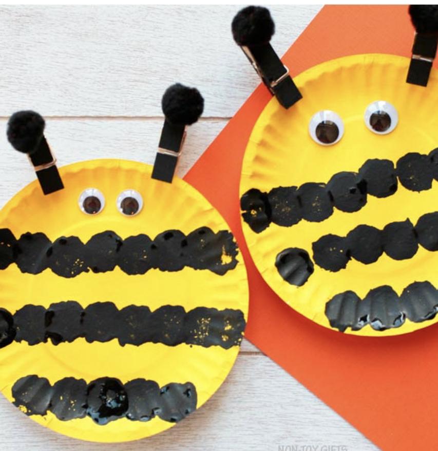 6 Fun Mini-Beast Crafts to do with Kids